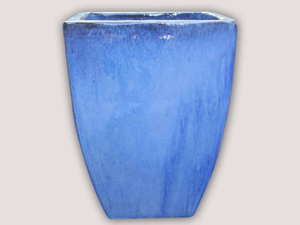 Pflanzkübel Blau - Prigges Keramikhof